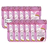 Pure Air Twin Pack Air Freshener- Rose (286g) (Pack of 12)