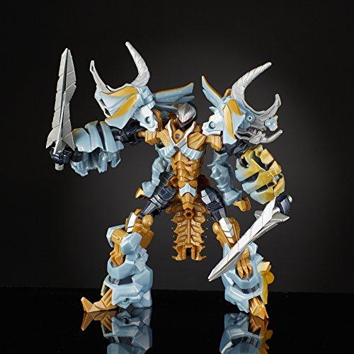 The Last Knight Premier Edition Deluxe Dinobot Slug Transformers