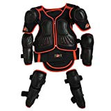 Takuey Kids Motorcycle Armor Suit Dirt Bike Chest