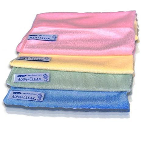 Mikrofaser Reinigungstücher ULTRA MICROFASER ab EUR 1,10 in 4 Farben 38 x 38cm