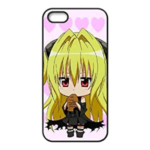 To Love ru iPhone 5 5s Cell Phone Case Black DIY Ornaments xxy002-9222178