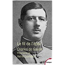 Le fil de l'épée (TEMPUS t. 585) (French Edition)