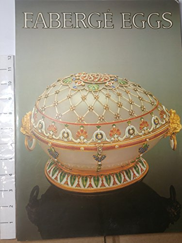 Faberge Eggs: Imperial Russian (Faberge Czar Imperial)