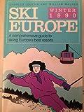 Ski Europe, Charles Leocha and William Walker, 0915009110