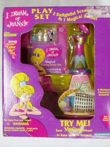 I Dream of Jeannie Play Set as seen on Nickeldeon (I Dream Of Jeannie Costume)