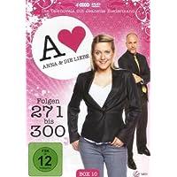 Anna und die Liebe - Box 10, Folgen 271-300 [4 DVDs]
