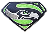 Seattle Superhawks Patch (6''x4'')