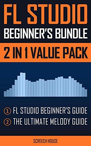FL STUDIO BEGINNER'S BUNDLE (2 IN 1 VALUE PACK): FL