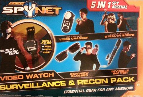 Spy Net 5 in 1 Surveillance & Recon Pack