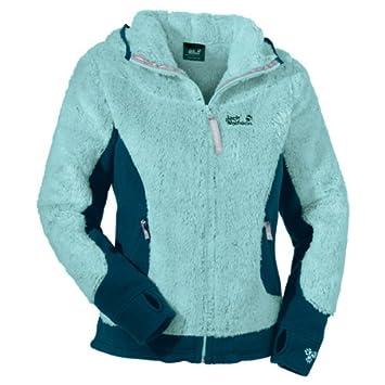 on feet images of premium selection cheaper Jack Wolfskin - Damen Fleecejacke Kodiak Jacket Women ...