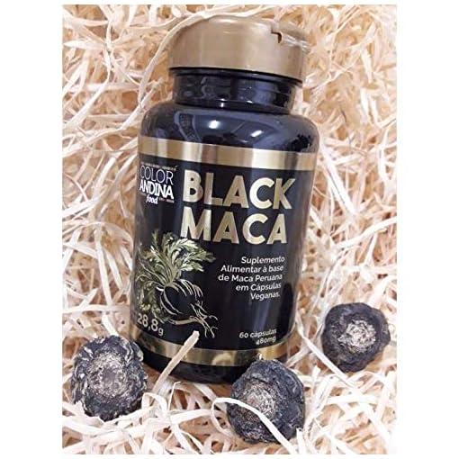 maca peruana negra resultados