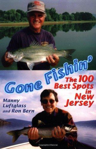 Gone Fishin Marine (Gone Fishin': The 100 Best Spots in New Jersey)