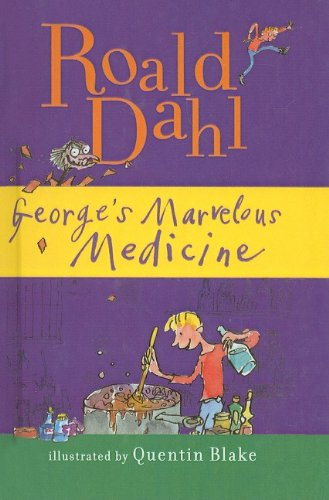 Georges Marvellous Medicine Book