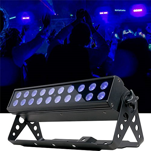 - American DJ LED Lighting (UV BAR20 IR)