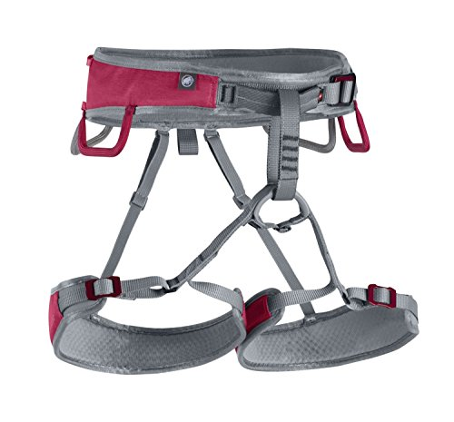 Mammut Ophir Speedfit Harness - Women's Dark Magenta Iron Small