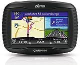 Garmin Zumo 390LM EU - Navegador GPS para motocicletas de 4.3' (con Bluetooth, mapa de Europa completa y actualizaciones gratuitas de mapas de por vida del GPS), negro