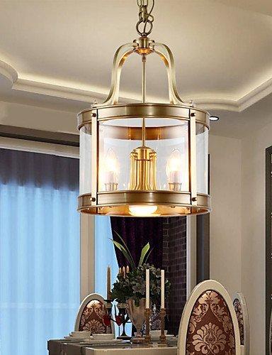 DXZMBDM® Pendelleuchten - Kristall / Ministil - Traditionell-Klassisch - Schlafzimmer / Esszimmer / Küche / Studierzimmer/Büro , white