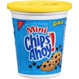 Chips Ahoy Go Paks Mini Real Chocolate Chip Cookie, 3.5 Ounce - 12 per case.