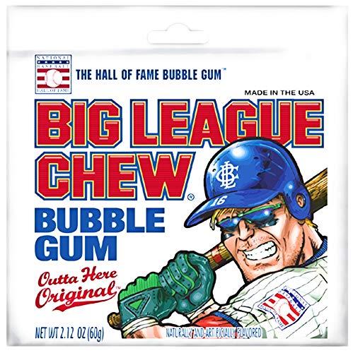 Original Bubble Gum + Tray (12 Packs) (12 Gum Gums)
