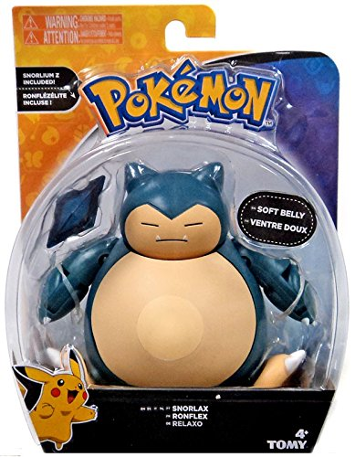 All About Pokemon Figure - Pokémon Action Figure, Snorlax