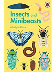 A Ladybird Book: Insects and Minibeasts