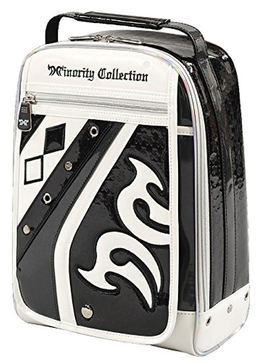 [해외] 마이너러티 콜렉션 슈즈 케이스 MC-HALOGEN MC-HALOGEN슈즈 케이스 10713-01 화이트×블랙