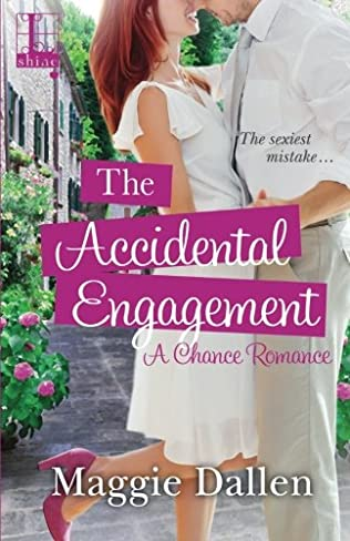 book cover of The Accidental Engagement