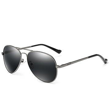 TYJ Gafas de sol Gafas De Sol Personalidad Polarizada Luz Conducir Espejo Gafas Protege tus ojos