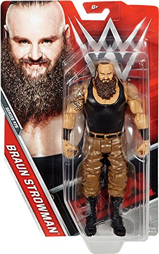 WWE Braun Strowman Basic Action Figure