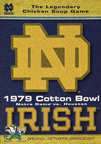 1979 Cotton Bowl: Notre Dame vs. -