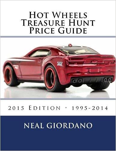 hot wheels treasure hunt price guide giordano neal 9780692468982 amazon com books hot wheels treasure hunt price guide