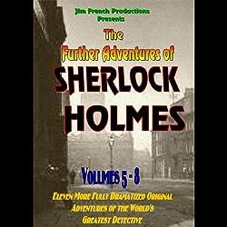 The Further Adventures of Sherlock Holmes, Box Set 2: Vol. 5-8