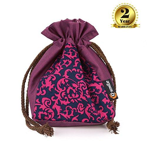 Round Bag Sewing Pattern - 1
