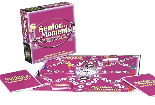 Senior Moments Board Game (Senior Citizen Games)