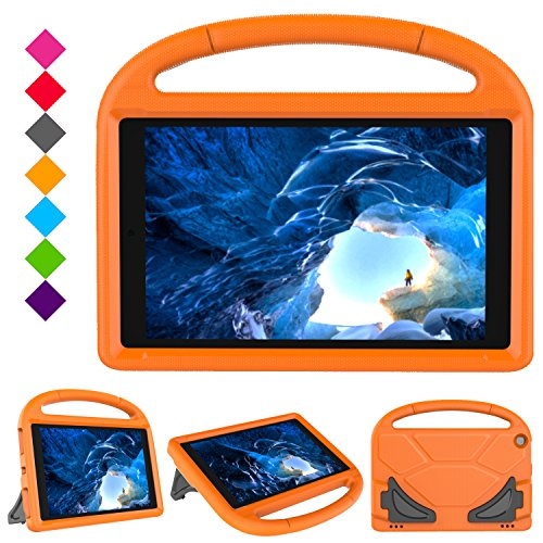 Vanskye F i r e H D 10 Kids Case Light Weight Shock Proof Convertible Handle Kid-Proof Cover Kids Case for All-New F i r…