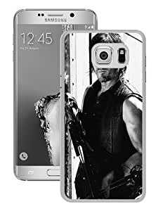 Fashionable S6 Edge Plus Case,Daryl Dixon White Customized Case For Samsung Galaxy S6 Edge Plus Case
