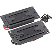 D DOLITY 4 String Bass Guitar Pickup Electric Bass Humbucker With Screws Kit