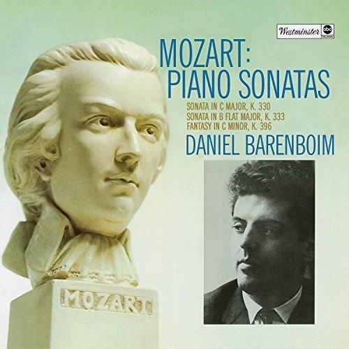Mozart: Fantasie In C Minor, K.396; Piano Sonata No.10 In C Major, K.330; Piano Sonata No.13 In B Flat, K.333 (Mozart Sonata In B Flat Major K 333)