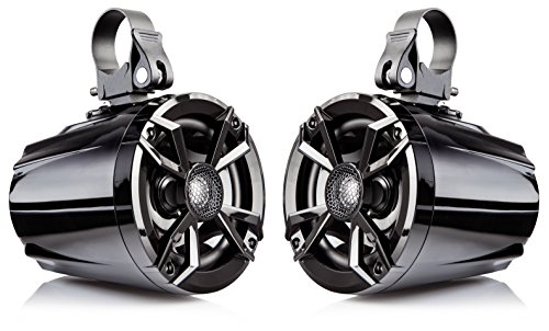 "NOAM N5 - Pair of 5.25"" UTV/Golf Cart Marine Speakers for sale  Delivered anywhere in USA"