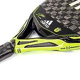 adidas Adipower Attack 1.9 Neon Yellow/Black/Silver Advanced-Professional Padel Racket