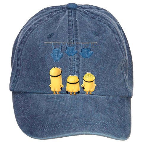 Tommery Unisex I Love Minions Hip Hop Baseball - Cards Gift Discount Rays