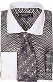 Best Man Set With T Shirts - FORTINO LANDI Small Check Pattern High Fashion Dress Review