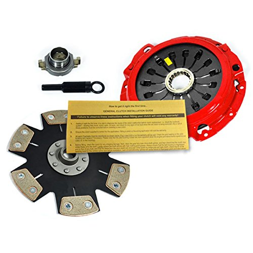 EFT STAGE 4 RACE CLUTCH PRO-KIT for 1993-1999 MAZDA RX-7 TWIN TURBO 1.3L - Disc Twin Stage 7
