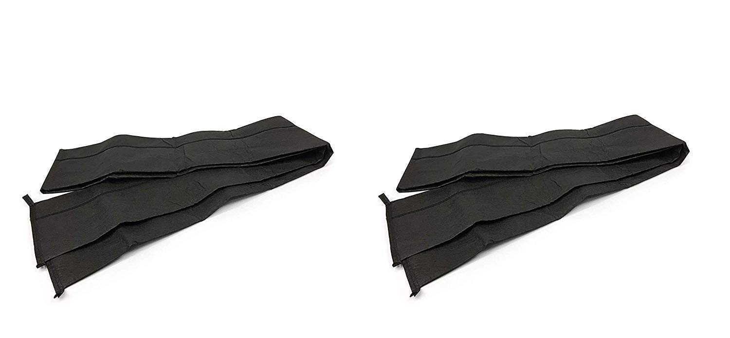 Quick Dam Water Activated Flood Barrier 10 feet,(QD610-12) (2 X Pack of 12)