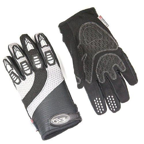 Aero Sport® AeroPerformerTM BMX Downhill 3M Scotchlite Glove Medium