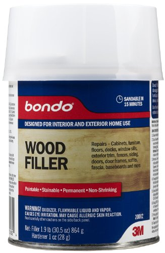 3M Bondo Home Solutions Wood Filler (Home Depot Garage)