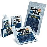 6 Pack of BURNFREE (TM) Pain Relieving Gel (1/8 oz per dose)