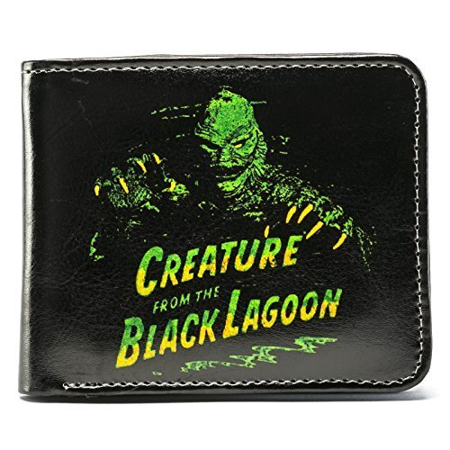 Creature From The Black Lagoon Movie Bi-Fold Wallet