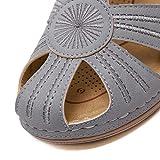 2019 Summer Women Casual Sandals,Roman Flat Beach
