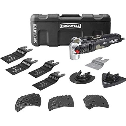 rockwell 4 0 amp sonicrafter f50 oscillating multi tool variable rh amazon com rockwell sonicrafter f50 manual rockwell sonicrafter rk5100k manual